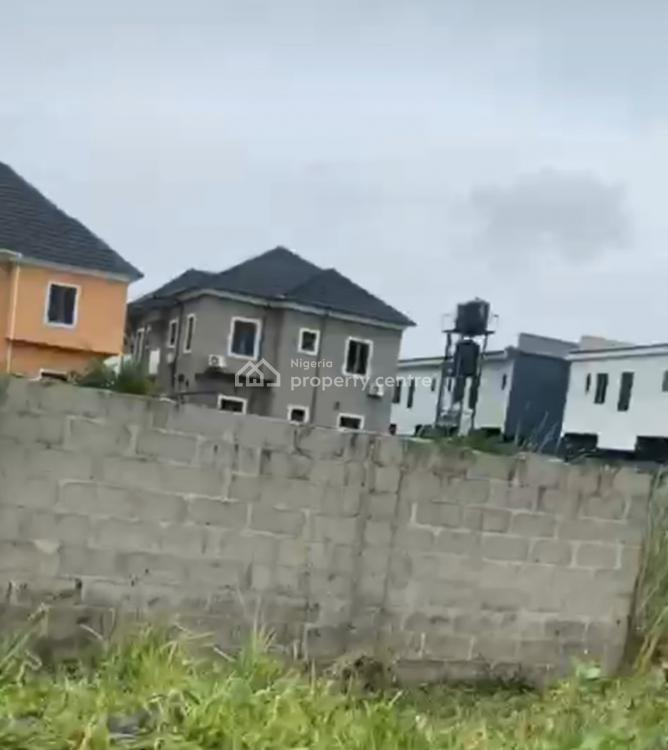 644sqm Dry and Fenced Land, Orchid Hotel Road, 2nd Toll Gate, Lafiaji, Lekki, Lagos, Land for Sale