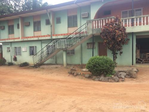 26 Rooms Functioning Hotel On 1 Acre Land