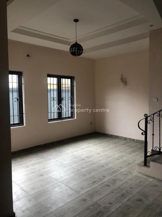 Newly Built 4 Bedroom Semi Detached Duplex with Fitted Kitchen and Bq, Lekki Phase 1, Lekki, Lagos, Semi-detached Duplex for Sale