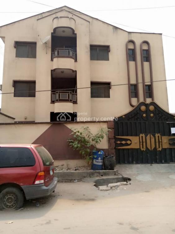 Block of 6 Flats, Palmgrove, Ilupeju, Lagos, Block of Flats for Sale