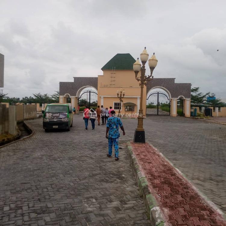 Estate Land, Rehoboth Park and Gardens Phase 1, Folu Ise, Ibeju Lekki, Lagos, Residential Land for Sale