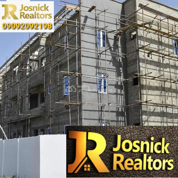 3 Bedrooms Flat with C of O. Payment Plan Available, Behind Novare Mall, Sangotedo, Ajah, Lagos, Block of Flats for Sale