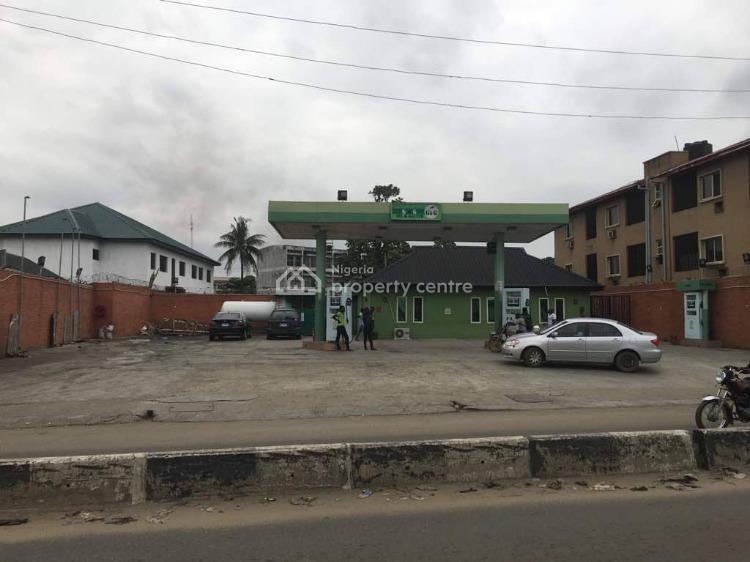Filling Station with Gas Plant, Luth Road, Idi Araba, Surulere, Lagos, Filling Station for Sale