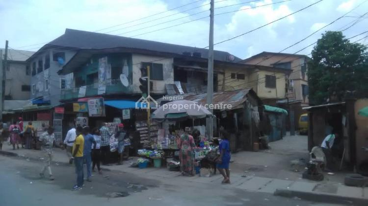 a Demonishable Structures, Along Agege Motor Road, Mushin, Lagos, Block of Flats for Sale