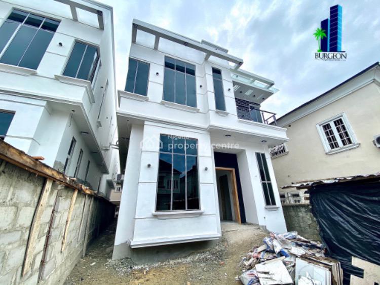 Brand New 5 Bedrooms +1bq Fully Detached Duplex, Osapa, Lekki, Lagos, Detached Duplex for Sale