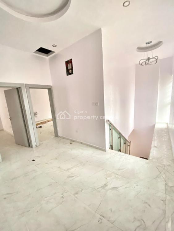 Brand New 4 Bedrooms +1bq Semi Detached Duplex, Osapa, Lekki, Lagos, Semi-detached Duplex for Sale