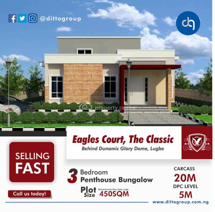 Land with D P C, Behind Dunamis Church, Lugbe District, Abuja, Residential Land for Sale
