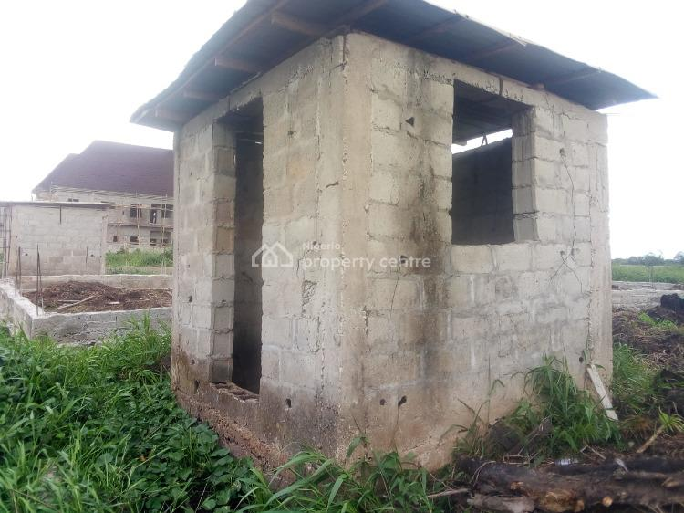 Half Plot of Land 30 By 120, Bucknor Estate, Oke Afa, Isolo, Lagos, Residential Land for Sale