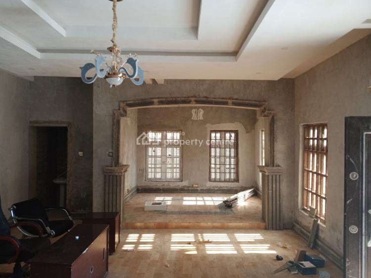 a Solidly Built 3 Bedroom  Detached Bungalow, Close to Ebaeno Supermarket, Gaduwa, Abuja, Detached Bungalow for Sale