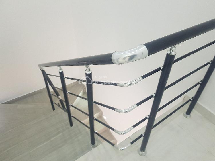 Newly Built Luxury 4 Bedroom Duplex + Bq, 1 Wemi Akinsola Street, Off Adeleke Street, Allen, Ikeja, Lagos, Semi-detached Duplex for Sale
