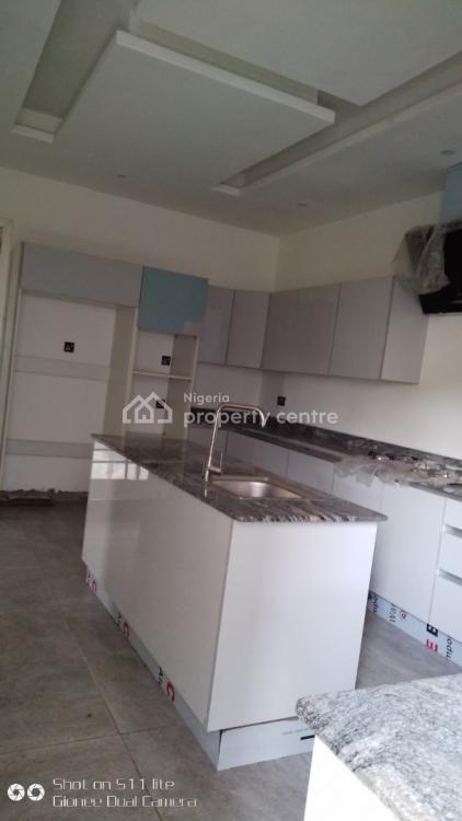 Envious 4 Bedrooms Semi Detached Duplex Newly Built with Bq, Lekki Phase 1, Lekki, Lagos, Semi-detached Duplex for Sale