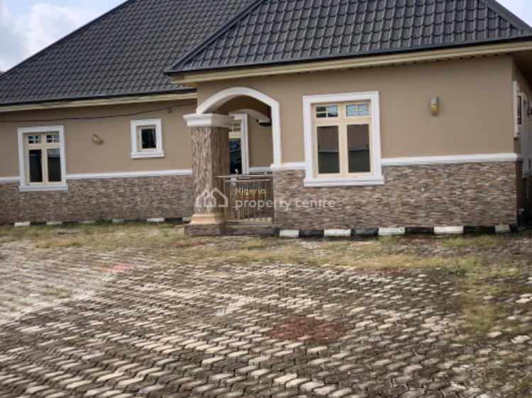 Brand New 3 Bedroom Bungalow with a Bq on a Full Plot, Baba Adisa Street, Ibeju, Lagos, Detached Bungalow for Sale