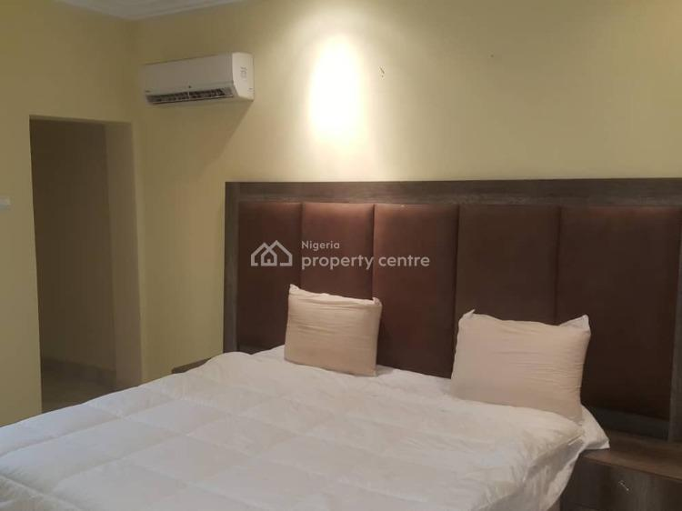 Serviced and Furnished 4 Semi Duplexes with a Maids Room, Asokoro District, Abuja, Terraced Duplex for Sale