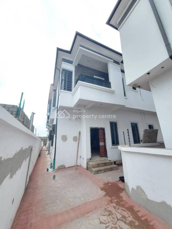Newly Built Semi Detached Duplex, Chevron, Lekki, Lagos, Semi-detached Duplex for Sale