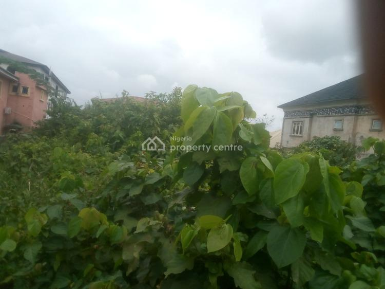 One Full Plot of Dry Fence Land with Gate, Badore, Ajah, Lagos, Land for Sale