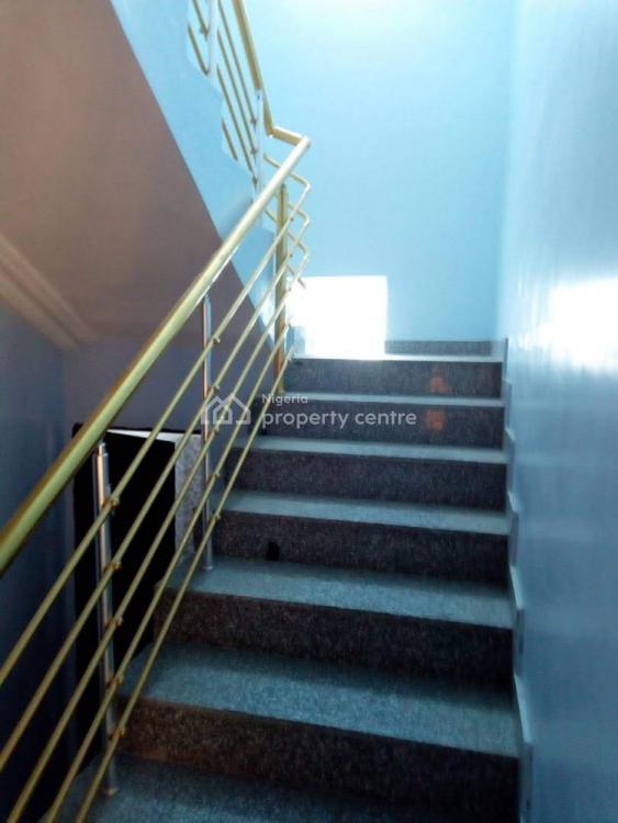 4 Bedrooms Terraced Duplex with Bq in a Mini Court, Osapa London, Lekki, Lagos, Terraced Duplex for Rent