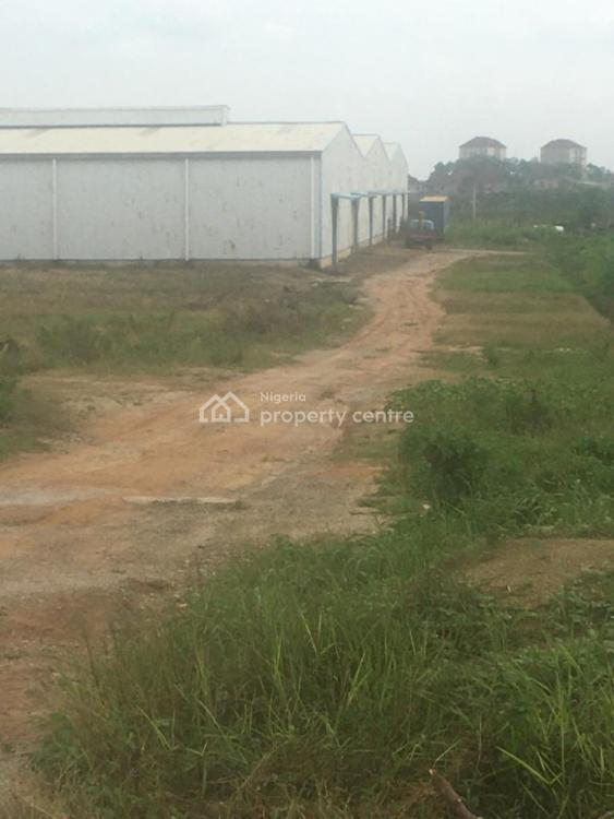 a Spacious Warehouse, Industrial Area, Idu Industrial, Abuja, Commercial Land for Sale