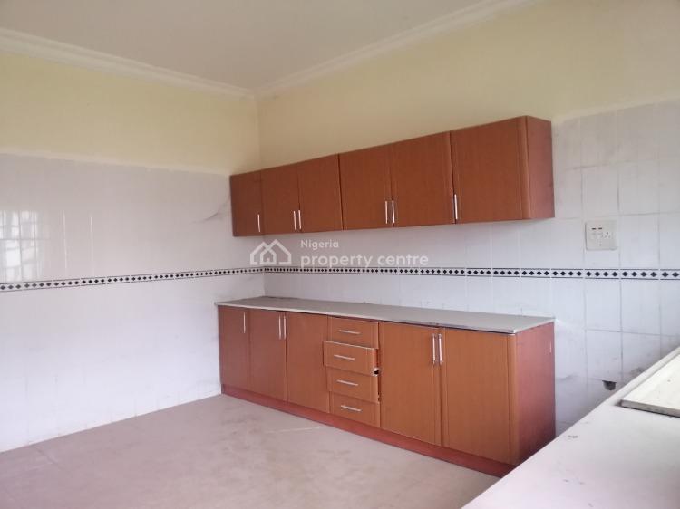 Corner Piece 4 Bedrooms Semi-detached House in and Serene Estate, Apo, Abuja, Semi-detached Duplex for Sale
