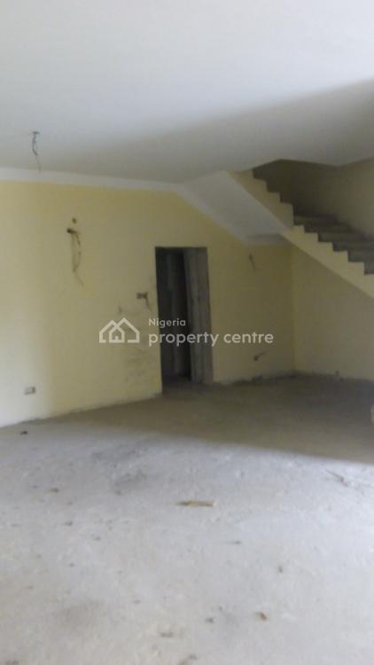 Luxury 4 Bedrooms Terrace Duplex with a Room Bq, Royal Garden Estate, Ajiwe, Ajah, Lagos, Terraced Duplex for Sale