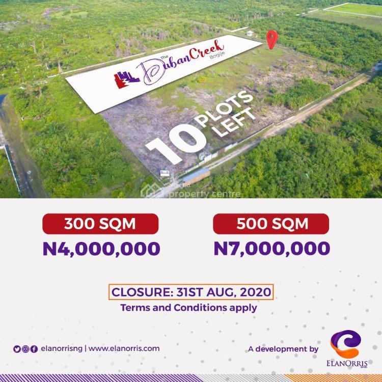 Serviced Plots of Land, Off Zoe Life Beverages, Bogije, Ibeju Lekki, Lagos, Residential Land for Sale