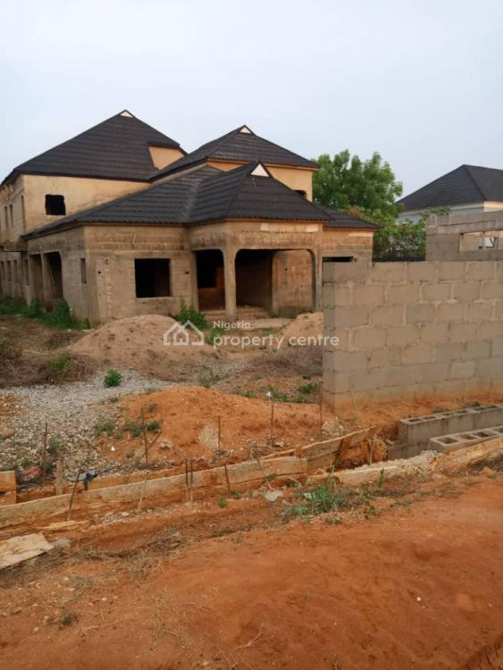 Executive 5 Bedroom Fully Detached Duplex (semi-finished), Wawa, Along Lagos - Ibadan Express Way, Opic, Isheri North, Lagos, Detached Duplex for Sale