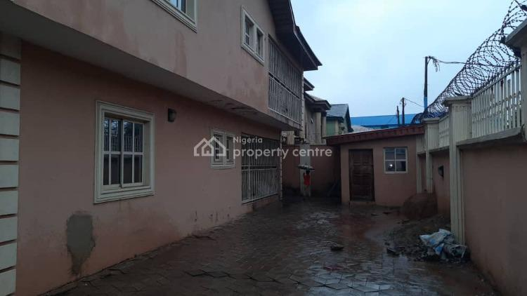 Block of 4 No 3 Bedroom & 2 No 2 Bedroom, Oko-oba Gra Scheme1 Estate, Oko-oba, Agege, Lagos, Block of Flats for Sale