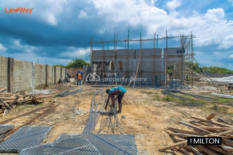 Sophisticated and Luxurious Land Space with Governors Consent, Milton Estate, Awoyaya, Ibeju Lekki, Lagos, Mixed-use Land for Sale