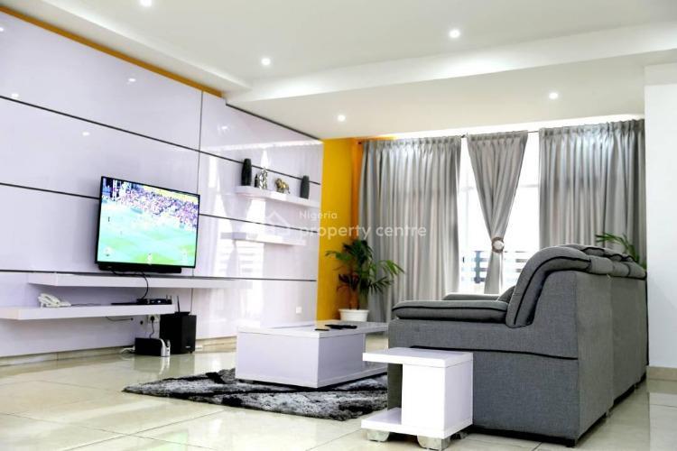 2 Bedrooms Luxury Apartment, Victoria Island (vi), Lagos, Flat Short Let