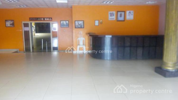Luxury Modern Event Center, Aleshiloye, Jericho, Ibadan, Oyo, Hotel / Guest House for Sale