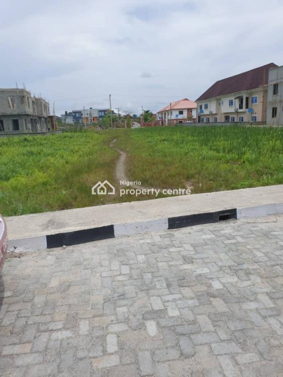 Looking for a Well Developed Estate You Can Build and Move-in, Amity Estate, Sangotedo, Ajah, Lagos, Residential Land for Sale