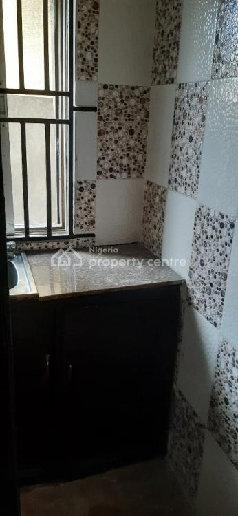 Self Contained, Soluyi, Gbagada, Lagos, Self Contained (single Rooms) for Rent