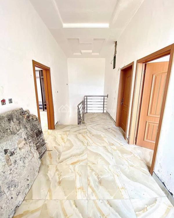 a Newly Built 4 Bedroom Semi-detached Duplex with a Room Bq, Orchid Road, Lekki, Lagos, Semi-detached Duplex for Sale