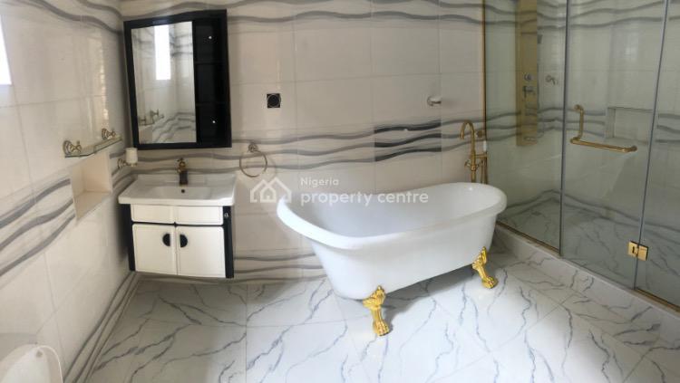 Luxury 5 Bedroom Detached Duplex in an Estate, 5th Roundabout, Osapa, Lekki, Lagos, Detached Duplex for Sale