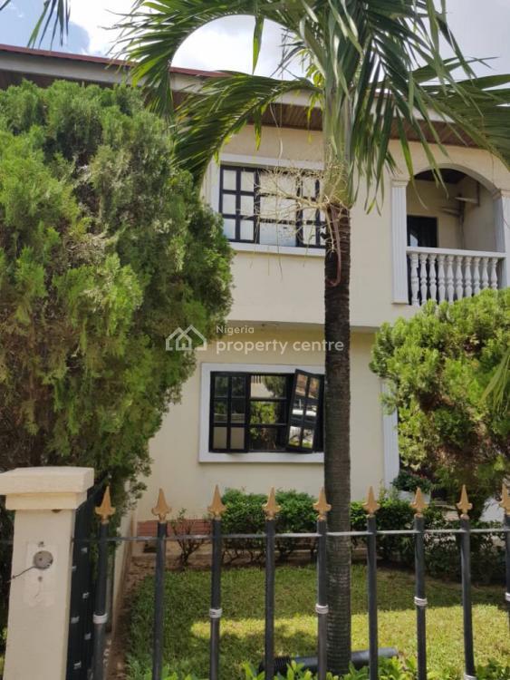 4 Bedroom Semi Detached House with a Servants Quarter, Lekki Phase 1, Lekki, Lagos, Semi-detached Duplex for Sale
