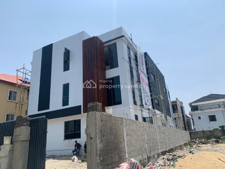 Luxury 6 Units of 3 Bedrooms Flats, Ilasan, Lekki, Lagos, Flat for Sale