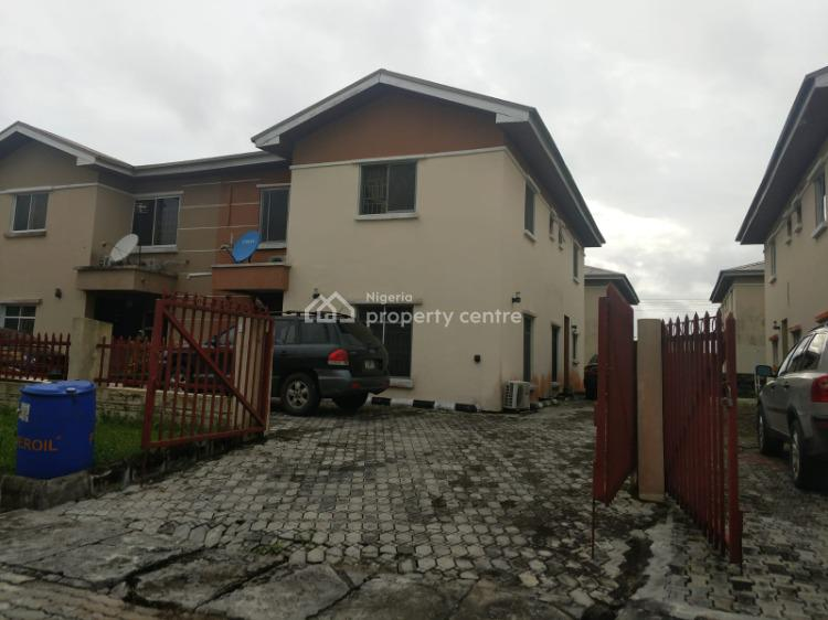 Lovely 4 Bedroom Semi Detached Duplex, Chois Garden, Abijo, Lekki, Lagos, Semi-detached Duplex for Sale