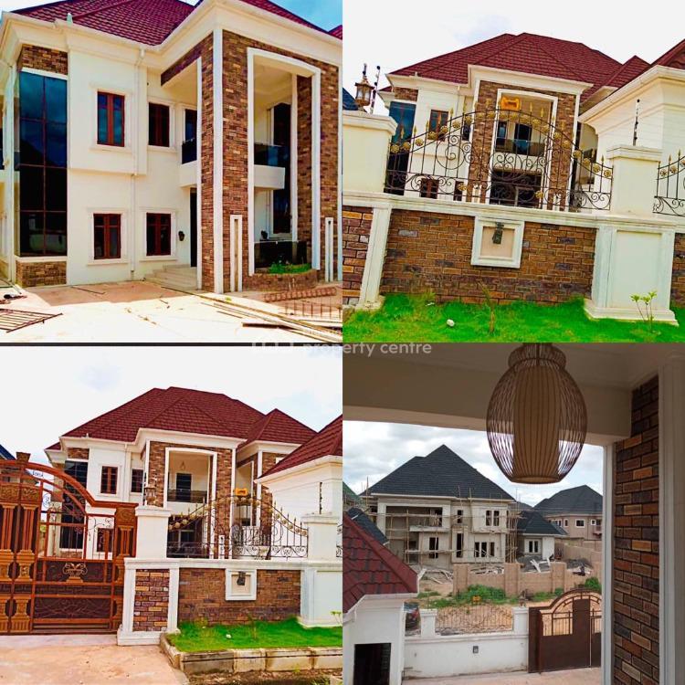 Brand New 4 Bedroom with Bq, Sullivan Chime Estate, Thinkers Corner, Enugu, Enugu, Semi-detached Duplex for Sale