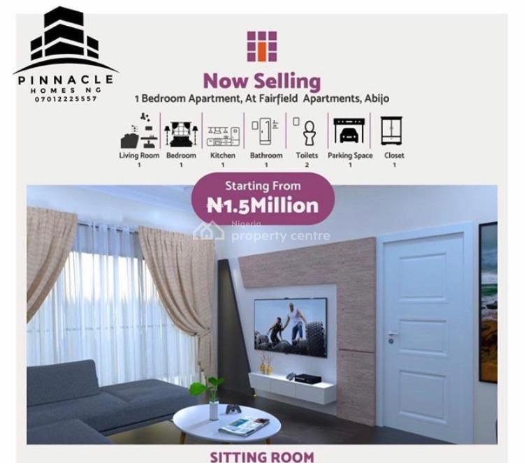3 Bedroom Apartment, Abijo, Lekki, Lagos, Block of Flats for Sale