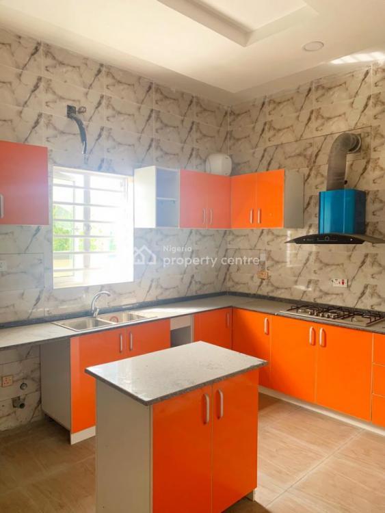 4 Bedroom Semi Detached Duplex + Bq with Water Front, Ajah, Lagos, Semi-detached Duplex for Sale