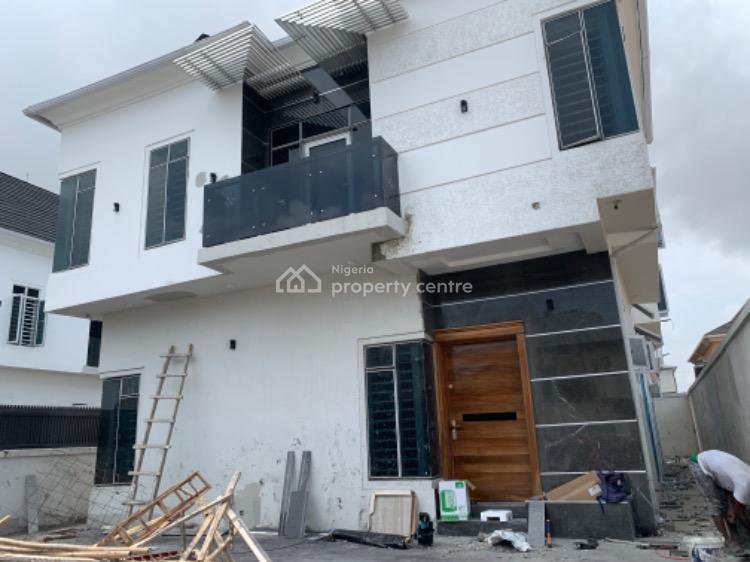 Well Built Modern 4 Bedrooms Detached House with a Bq, Off Akinyemi Avenue, Lekki Phase 1, Lekki, Lagos, Detached Duplex for Sale