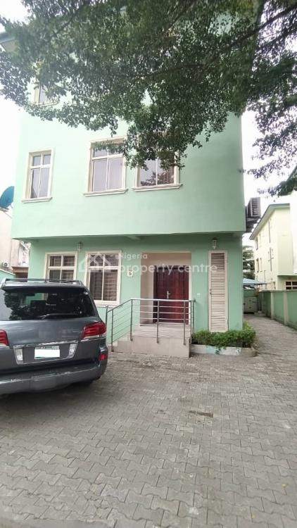 Four (4) Bedroom Fully Detached House with Large Garden, Victoria Island Extension, Victoria Island (vi), Lagos, Detached Duplex for Sale