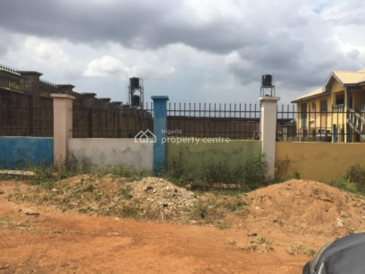 a Plot of Land Fenced, Christ High School, Off General Super Market Ashipa, Ibadan, Oyo, Mixed-use Land for Sale