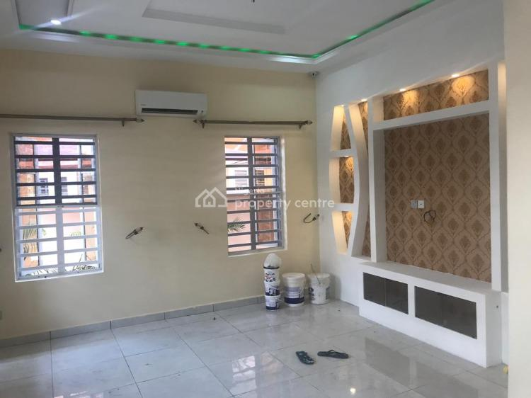 4 Bedroom Semi Detached Duplex with Bq, Igbo Efon, Lekki, Lagos, Semi-detached Duplex for Rent