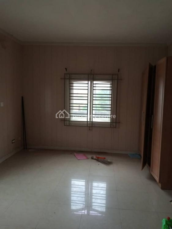 Relatively New Well Built 4 Bedrooms Maisonettes with 1 Room Bq, Yabatech Gra, Saint Agnes, Yaba, Lagos, House for Rent