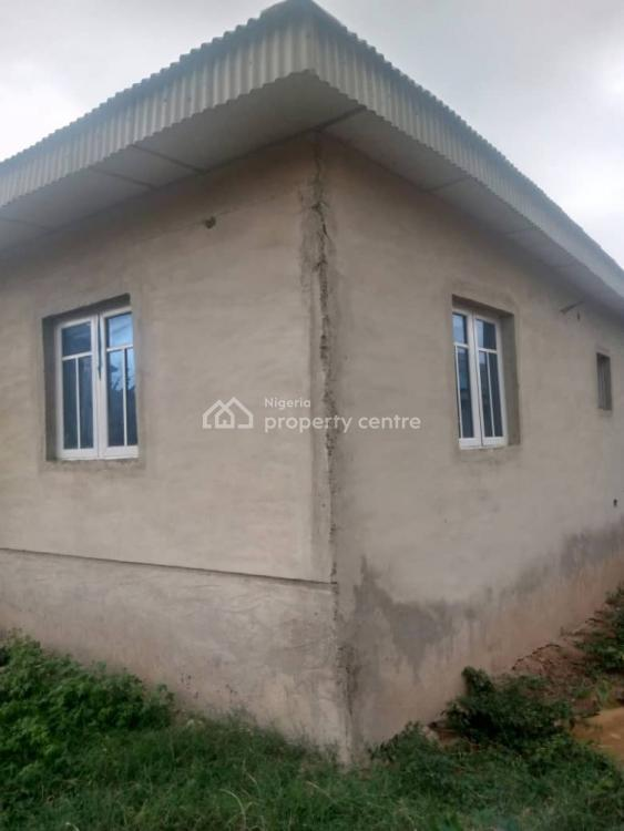 90% Completed 4 Bedroom Bungalow on Full Plot, Alaso Road, Ajasa/command, Abule Egba, Agege, Lagos, Detached Bungalow for Sale