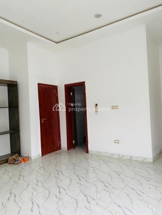 4 Bedroom Semi Detached Duplex with B/q, Chevron Alternative, Lekki Phase 1, Lekki, Lagos, Semi-detached Duplex for Rent