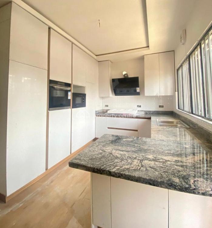 a Newly Built 4 Bedroom Terrace Duplex with a Room Bq, Lekki Right Side, Lekki, Lagos, Terraced Duplex for Sale