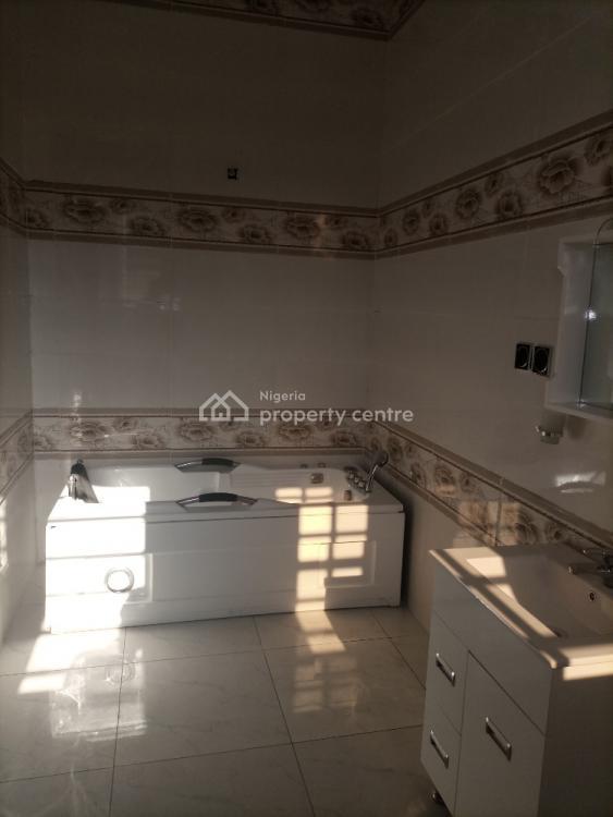 4 Bedrooms Duplex with Bq, Osapa, Lekki, Lagos, Semi-detached Duplex for Rent