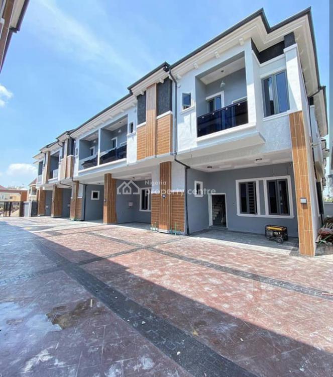 an Estate with 24 Hours Security, Chevron Alternative, Lekki Phase 2, Lekki, Lagos, Terraced Duplex for Rent