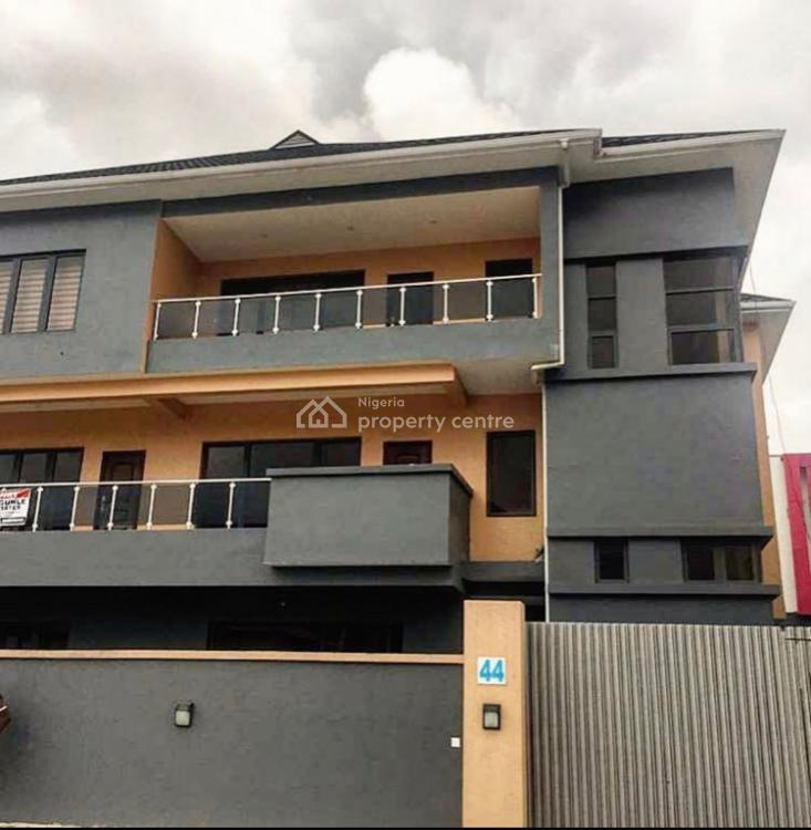 Spacious 3 Bedroom Flat with Bq (commercial Offices), Ikate, Lekki, Lagos, Flat for Rent
